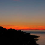 vakantiehuis corsica zonsondergang